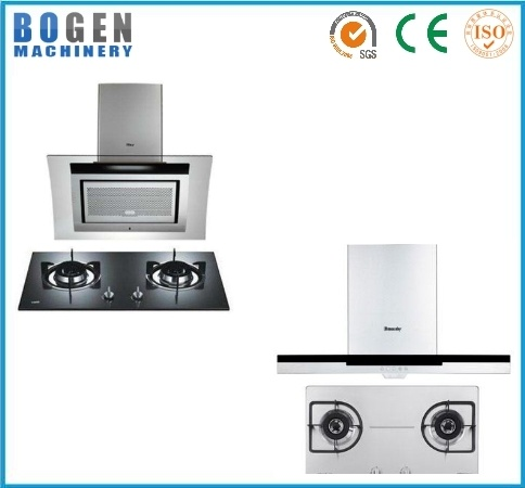 Kitchen Ventilator and Cooking Stove