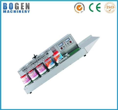 Automatically electromagnetic induction aluminum foil sealing machine