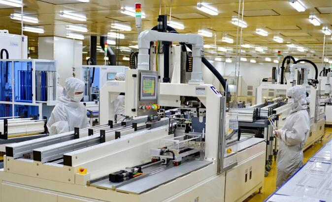 Chinas manufacturing activity expands for 7th month