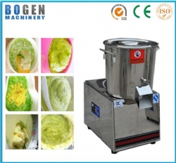 Vegetables pasting making machine