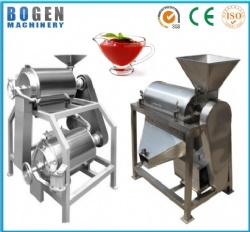 Fruits and vegetables beating machine